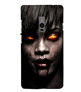Scary Famous Hollywood Personality 3D Hard Polycarbonate Designer Back Case Cover for OnePlus 2 :: OnePlus Two :: One +2