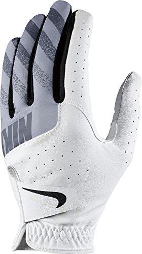 new style 9d940 038ff Nike Sport Glove RLH Guante de Golf, Hombre, Blanco (White Black