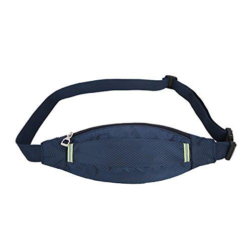 Multifunktionale Outdoor Fitness Sporttaschen Mehrfarbig Blue3