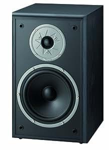 Magnat Monitor Supreme 200 Paire d'enceintes bass reflex à 2 voies Puissance RMS 90 W Noir