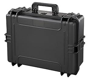 MAX MAX505.079 Valise étanche Noir