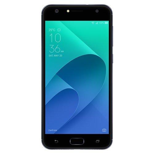 Foto Asus Zenfone 4 Selfie Smartphone, 64 GB, Nero (Deepsea Black)