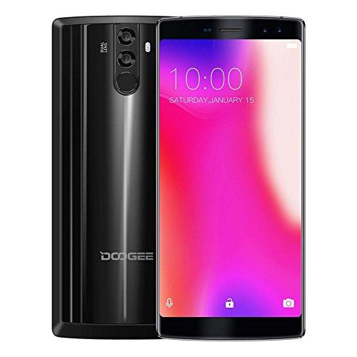 iBaste BL12000 Smartphone 6.0'' 18:9 4GB 32GB MTK6750T Octa Core 4 Camera 16MP 13MP 12000mAh Fingerprint Face ID 4G OTG Cellphone -