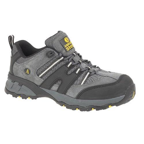 Amblers Steel FS188n - Chaussures de sécurité - Homme Gris