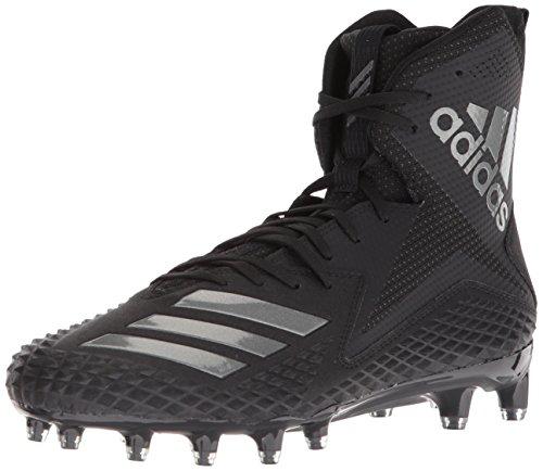 adidas Herren High Freak X Carbon Mid Football-Schuhe, Night Metallic/Core Black, 41 EU M -