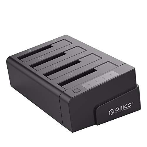 ORICO 4-bay USB 3.0 Hard Disk Docking Station...
