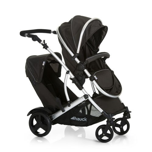 Hauck Duett Two Tandem Twin Pushchair