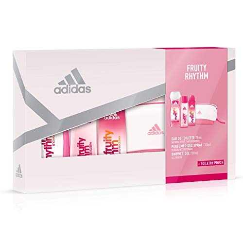 Adidas Fruity Rhythm, Set de fragancias para mujeres - 1 Pack