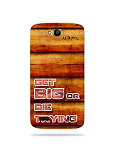 alDivo Premium Quality Printed Mobile Back Cover For Huawei Honor Holly / Huawei Honor Holly Back Case Cover (MKD231)
