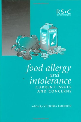 Food Allergy and Intolerance: Current Issues and Concerns