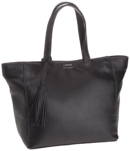 Loxwood - Borsa shopper, Donna, Nero  (Noir (Black)), Taglia unica