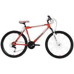 Falcon Viper - Bicicleta de montaña para hombre, talla L (173-182 cm), color azul