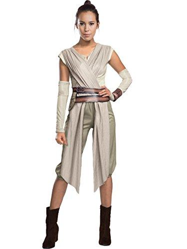 en - Star Wars VII Deluxe S (Rey Kostüm Damen)