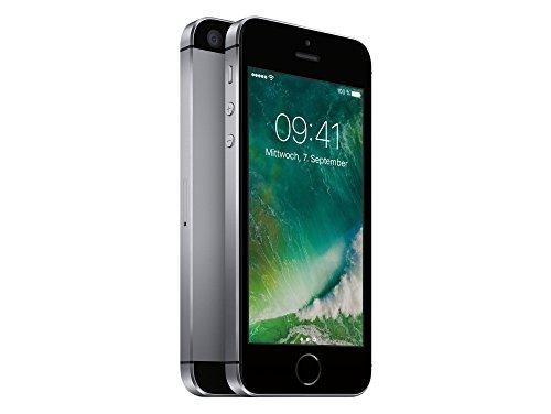 41NrFUoQi7L - Apple iPhone SE - 16GB - Space Grau (Ohne Simlock) TOP HANDY NEUWARE BULK WOW