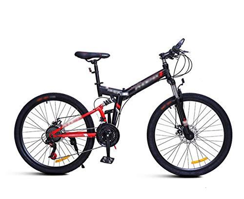Moligh doll Guardabarros Telesc/óPicos Plegables de 2 Piezas para Guardabarros de Bicicleta de 24-26 Pulgadas