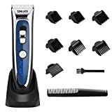 YOHOOLYO Hair Clipper Rechargeable Hair Trimmer Cordless Hair Cutting Kit with LED Display