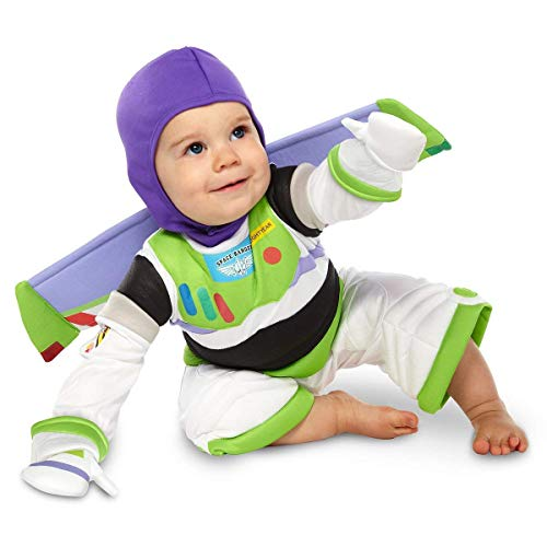 Buzz Lightyear Costume for Baby Toddlers Halloween (2T or 2 Years) ()