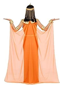 WIDMANN Desconocido Traje de Teatro de la reina egipcia talla L