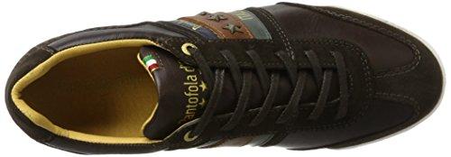 Pantofola d'Oro Herren Imola Uomo Low Sneaker Braun (Coffee Bean)