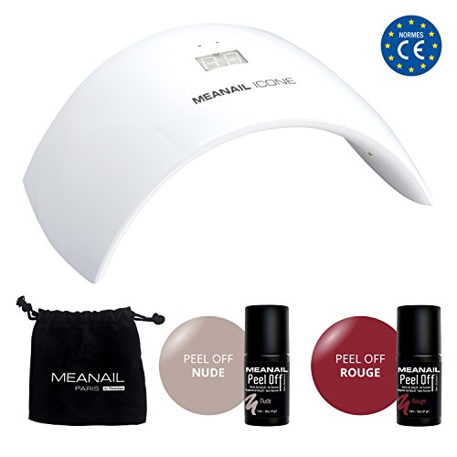 MEANAIL® Paris • Kit Manicura Express • Lampara UV segunda mano  Se entrega en toda España