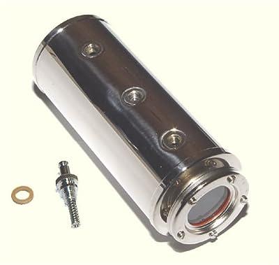 01646 - Wilesco ET - Kessel mit Federsicherheitsventil inkl. Glas u. Befestigung von Wilesco