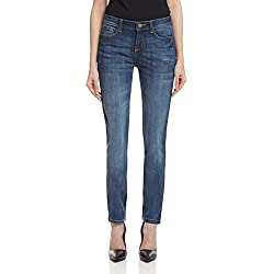Jealous 21 Women's Slim Jeans (1JY2110126_Blue_34)