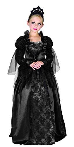 Costume contessa halloween ragazza 10 a 12 anni (l)
