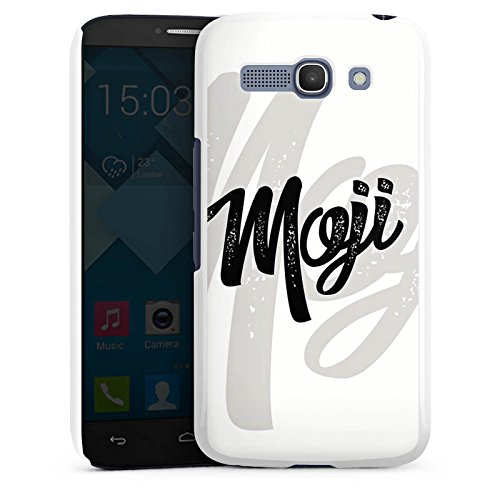 Alcatel One Touch Pop C9 Hülle Case Handyhülle moji Youtube Youtuber