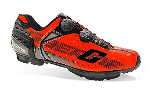 Gaerne–Zapatos de Ciclismo–3476–008g-Kobra C Naranja, Naranja (Naranja), 46