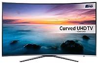 "Samsung UE43KU6500 43"" Curved LED Smart 4K UHD TV 1600 PQI"