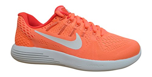 new product faacd 6c304 Intersport - Nike Wmns Nike Lunarglide 8 - Bright Mango/White de Brght  crmsn, tamaño: 6.5