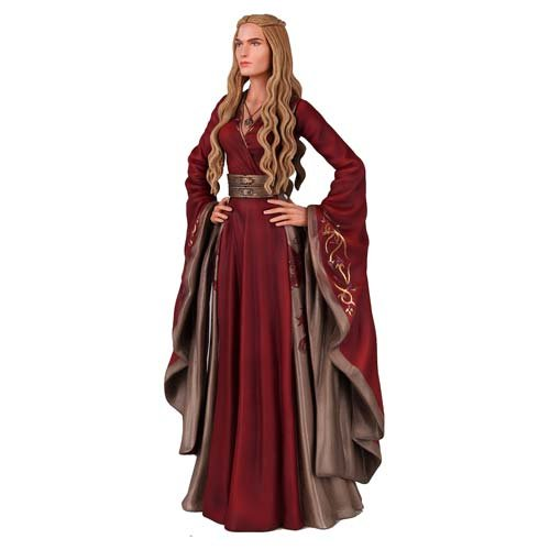 Of Game Kostüm Cersei Thrones - Dark Horse Game of Thrones Cersei Baratheon Figure