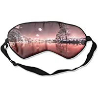Bloody River Sleep Eyes Masks - Comfortable Sleeping Mask Eye Cover For Travelling Night Noon Nap Mediation Yoga preisvergleich bei billige-tabletten.eu