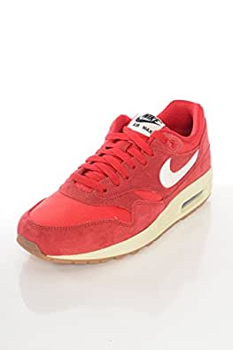 Nike - Basket Homme Nike Air Max 1 Essential Rouge-Taille - 47.5: Amazon.fr: Chaussures et Sacs