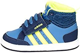 adidas BB9948 Blu dal 20 al 27 Sneakers con Strappo Scarpe Bambino Ginnastica