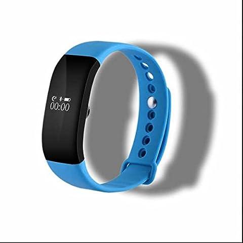 Smartwatch Unterstützungs GPS Freisprechen Anrufe,Anruferinnerung smartwatch,Elegantes aussehen,ergonomisch Design,Anti-Verlust smartwatch Sport uhr für Android Samsung,HTC,Sony,LG,Blackberry,Huawei