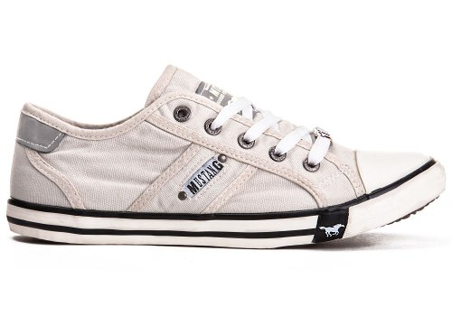 Mustang Shoes Damen Schuhe Sneaker ice Ice