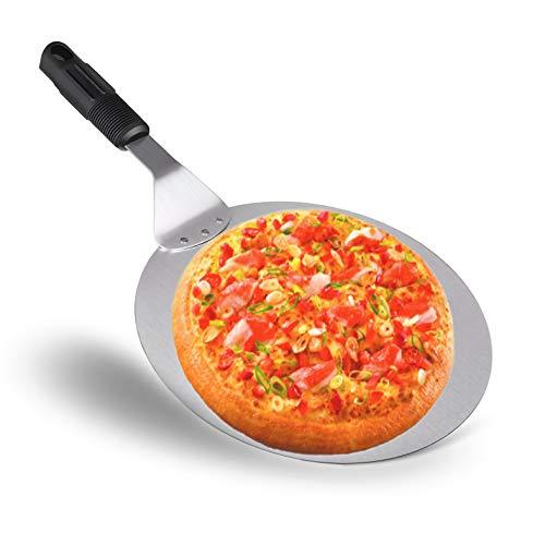 Ofkpo acciaio inox pala per paletta pizza, torte