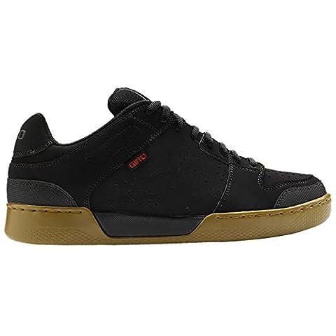 Giro Jacket Shoes Men black/gum Größe 44 2017 Schuhe
