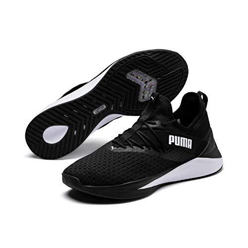 Puma Jaab Xt, Scarpe Sportive Indoor Uomo, Nero Black White, 42 EU