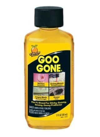 Homax Goo Gone Adhesive Remover