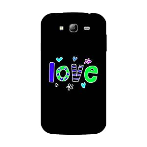 Samsung Grand Cover - Hard plastic luxury designer case for Grand -For Girls and Boys-Latest stylish design with full case print-Perfect custom fit case for your awesome device-protect your investment-Best lifetime print Guarantee-Giftroom 801