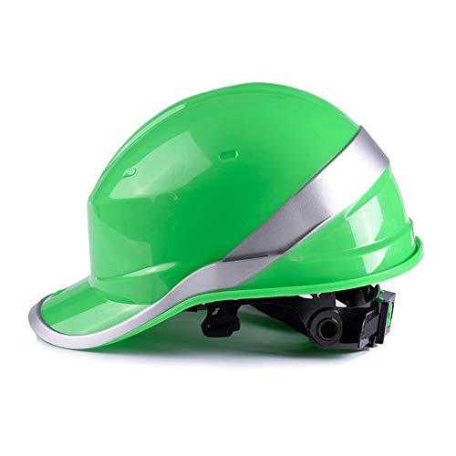 RKY Schutzhelm - abs sommer atmungsaktiv sonnencreme sonnenschirm isolierung bau elektriker anwendungstechnik arbeitsversicherung helm helm /-/ (Color : Green)