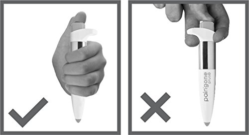 paingone Plus – hand held pain relief device for conditions such as arthritis, sciatica, joint pain, cervical spondylosis, back & shoulder pain
