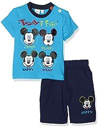 Disney Baby-Jungen Bekleidungsset Mickey