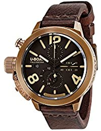 U-Boat 8064Classico 50Bronzo ca BR reloj de pulsera