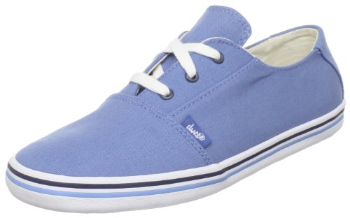 DVS SHOES  Benny, Sneakers Basses femme Blau/Blue Canvas