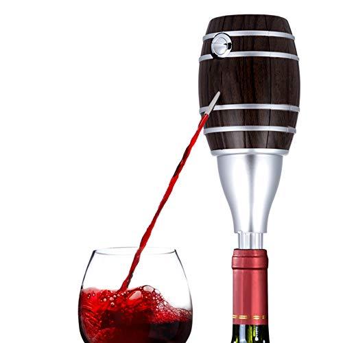 Dispensador eléctrico de vino rojo, sin batería, Material de grado alimenticio, Mantener el vino fresco, Sabroso - Solo volverse más delicioso al presionar un botón