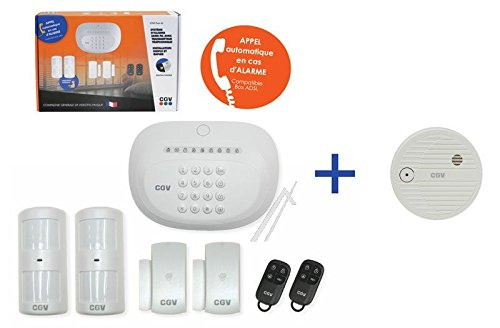 alarm-system-wireless-easy-installation-lynx-pack-b2cgv-with-5alarms-2motion-sensors-1smoke-detector