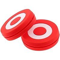 Homyl 2 Pedazos de Amortiguador Silenciador de Vibracion Accesorio de Practicá para Profesionales